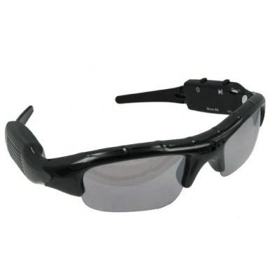Špionážne okuliare s kamerou  26dbe539683