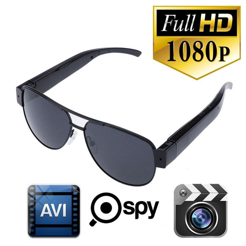 Spy slnečné okuliare s Full HD kamerou  d6646fe4fd1